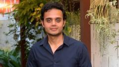 Mithun Chakraborty's son, Ushmey won his 1st international award