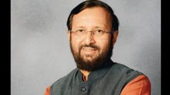 Javadekar slams Cong for disturbing RS over party's internal problem in K'taka