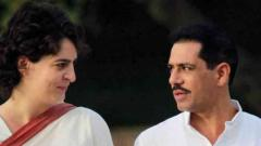 Robert Vadra appears before ED in PMLA case probe