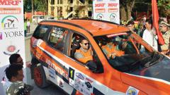 Gaurav Gill set to fire in Rally of Arunachal