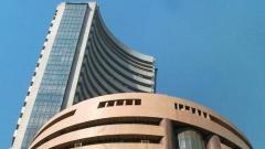 Sensex tanks 354 pts; HDFC twins succumb to sell-off