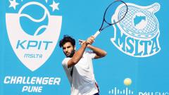 Indian players Prashanth, Balaji fizzle out in qualifiers
