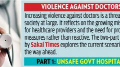 Docs' crisis at govt hospitals adds to woes
