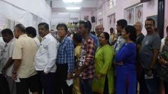 52.07 pc voter turnout till 5 pm in Maharashtra