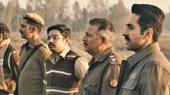 Ayushmann shares a heartfelt note about shooting Anubhav Sinha