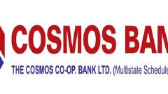 Charge sheet filed in server hacking case of Cosmos Bank