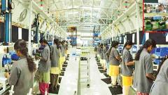 It is an all-women show at this plant in Coimbatore