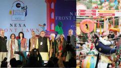 Jaipur Literature Fest begins on a high note