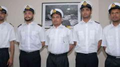 Five Indian sailors return home after 14 months in Greek jail