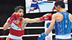 Kavinder made to work hard for a win at AIBA World Championship