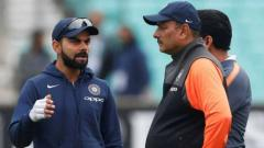 We will be definitely happy with Ravi bhai continuing as coach, says Kohli