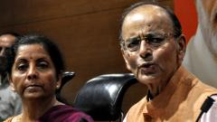 Priyanka made 'confessional' statement about Cong becoming 'fringe' organisation: Jaitley