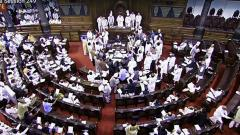 Govt abolishes Article 370, massive opposition uproar in House