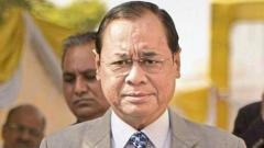 CJI writes to PM, seeks increase in number of SC judges