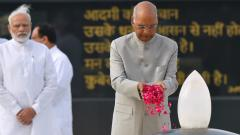 Tributes paid to Vajpayee on his first death anniversary