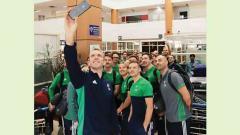 Germany, Ireland arrive for the Odisha Hockey Men's World Cup