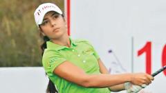 Tvesa takes sole three-shot lead