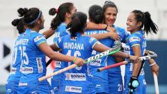 Indian women's hockey team beats Chile, secures berth in Olympic Qualifiers final round