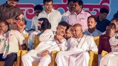 blow to BJP in Karnataka bypolls, saffron party set