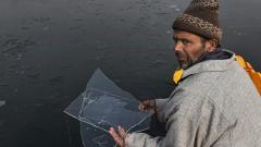 Coldest December night in Srinagar in 11 years
