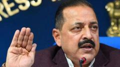 Militancy in JK waning, hope no security required for Amarnath yatra from 2020: Jitendra Singh