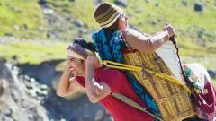 Kedarnath's first song 'Namo Namo' is a visual treat