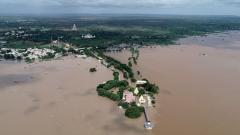 Flood toll in Karnataka rises to 31; Shah to undertake aerial survey