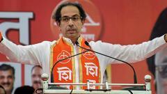Nobody should insult 'martyrs': Uddhav on Sadhvi Pragya's comments