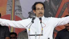 Sena chief targets BJP over Rafale deal, recent assembly poll results