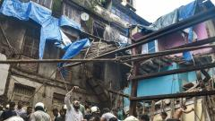 Building collapse: Dongri a hub of illegal constructions