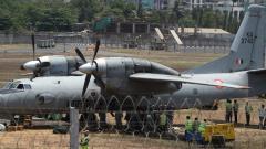 IAF aircraft overshoots runway at Mumbai airport