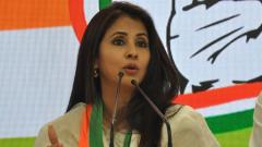 Actor-turned-politician Urmila Matondkar resigns from Congress