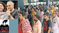 LokSabha 2019: Mumbai votes at 57 per cent