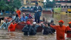 Rescue operations over, focus on relief in flooded areas