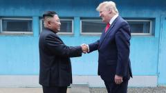 N Korea calls Kim-Trump meeting 'historic'
