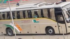 Pakistan suspends Delhi-Lahore bus service