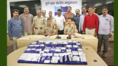 Crime Branch recovers ornaments worth Rs 23L