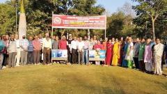Progs held to spread water conservation awareness
