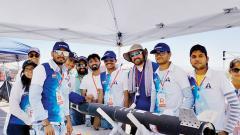 STES's Rocketry team bags 5 awards at international meet