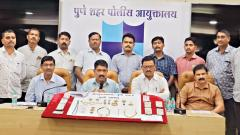 Stolen cash, ornaments worth Rs 34.5 lakh recovered