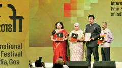 'Women in Indian Cinema' launched at IFFI