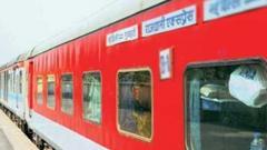 Ticket examiner suspended, waiter taken off duty over molestation in Rajdhani Express