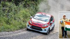 Sanjay Takale finishes 14th in Finland despite engine issues
