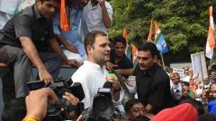 Rahul leads march to CBI hqs