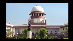 """Ravidas Temple demolition: SC says its orders cannot be given """"political colour"""""""