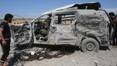 130 fighters killed in 48 hours in northwest Syria: monitor