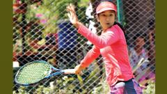 Madhurima Sawant upsets top seed