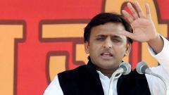 BJP seems to be schizophrenic: Akhilesh Yadav on PM's blog