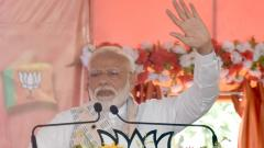 Oppn alliance of 'opportunists' will fail in their mission: PM