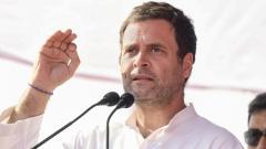 LokSabha 2019: Foolishness of demonetisation, 'Gabbar Singh Tax' was not done by anyone in 70 years: Rahul Gandhi